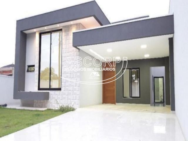 Realize o sonho de sua casa em condomínio fechado (Cod. CA00241)