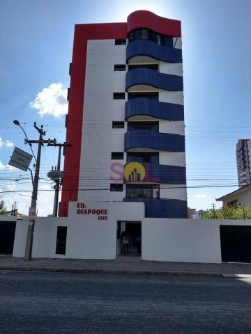Apartamento com 3 dormitórios à venda, 79 m² por R$ 300.000,00 - São Cristóvão - Teresina/ - Foto 2