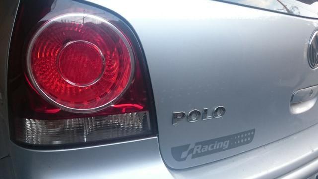 Polo hatch 1.6 completo flex