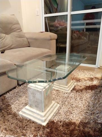 Rack e mesa de centro - Foto 2