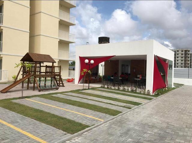Apartamento 2 quartos (RESIDENCIAL AURORA DO JANGA) localização privilegiada em Paulista - Foto 10