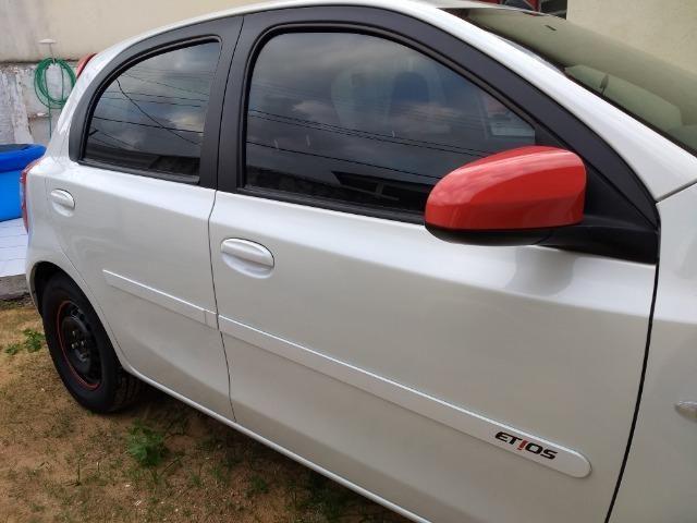 Toyota Etios Hatch 1.5 XS Aut. 2018 Repasse Consócio - Foto 9