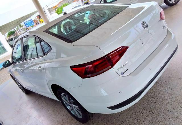 Novo Volkswagen Virtus Comfortline 2019-2020 - 19/20 - Branco Cristal - Foto 4