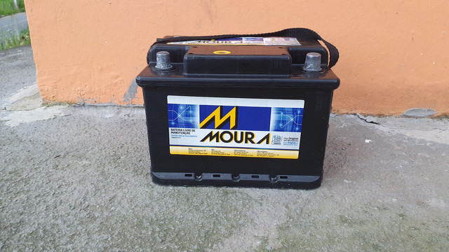 Bateria Automotiva Moura 60AH - Foto 6