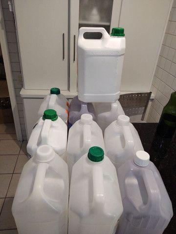 Galão 5 litros VAZIO - Foto 3