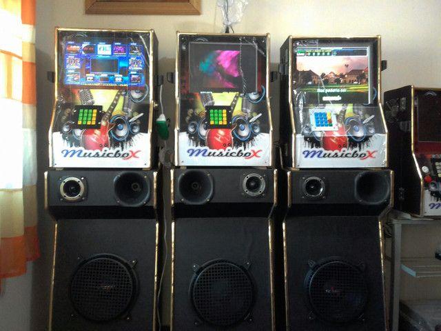 Aluguel de karaoke 2 em 1 - Foto 3