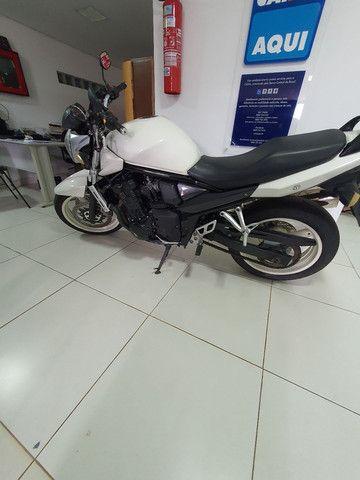 Moto Esportiva 650 cc Suzuki GSX Aceito Trocas  - Foto 5