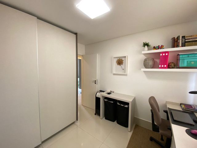 Belíssimo apartamento todo reformado 3 quartos sendo 1 suíte Nova Suíça Ed. Navegantes - Foto 17