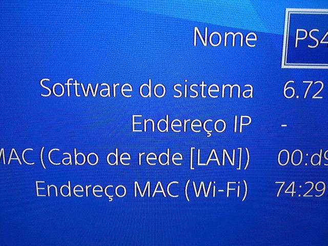 PS4 FAT 1TB desbloqueado versão 6.72. - Foto 2