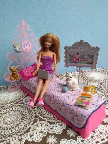 Cama da Barbie
