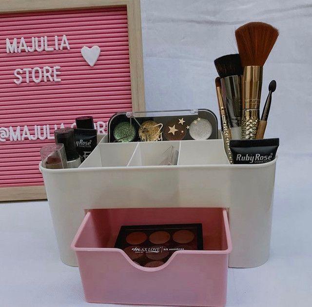 Organizador para cosméticos/maquiagem  - Foto 3