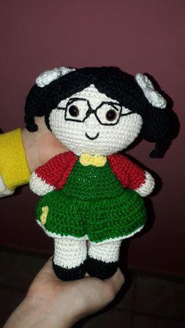 Bonecos de crochê - Foto 6
