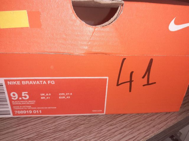 Chuteira Nike Bravata Original na caixa - Foto 3