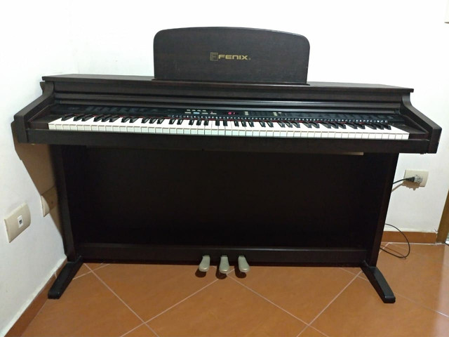 Piano Digital Fênix Tg8815 - Foto 3