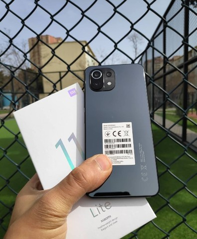 Xiaomi Mi 11 Lite 10X S/Juros 64GB/6Ram/1 Ano de Garantia/64MP/Snapdragon 732G - Foto 2