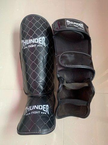 Caneleiras Muay Thai / lutas em geral - Foto 2