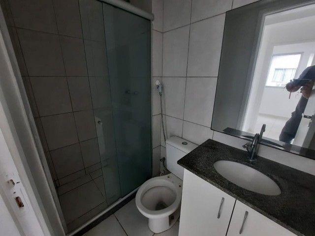 Excelente Apartamento com 3 Quartos , 1 Suite c/ Varanda   para alugar, 76 m² por R$ 1.600 - Foto 18