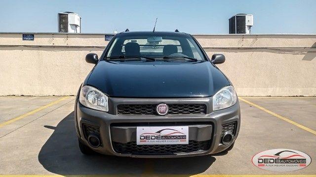 Fiat strada working 1.4 8v 2013/2014 cab. simples flex - Foto 2