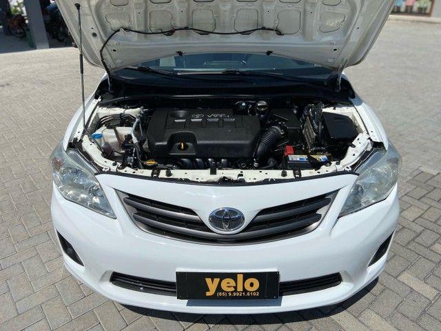 Toyota Corolla GLI Automático Modelo 2013 - Foto 7