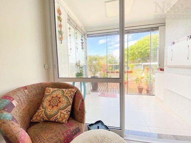 Apartamento com vista permanente para a Lagoa do Violão - Foto 6