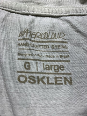 Camisa masculina Osklen - Foto 3
