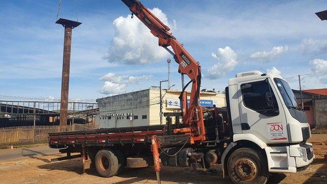 Caminhão Munck- Argos 20.500 toneladas  - Foto 6