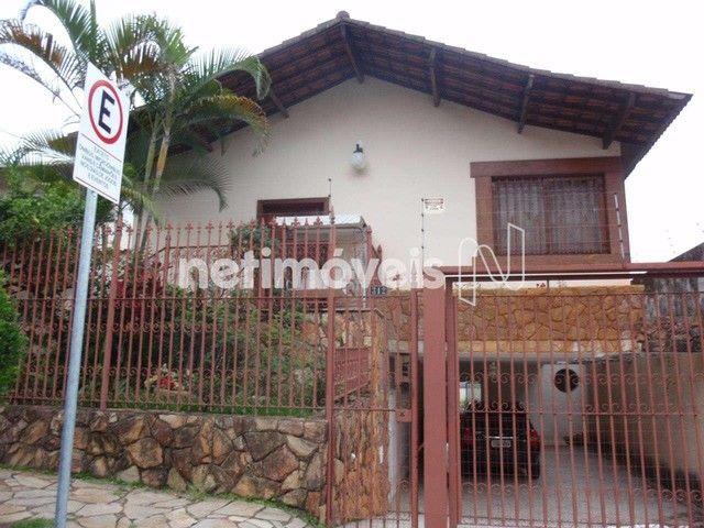 Casa à venda com 4 dormitórios em São josé (pampulha), Belo horizonte cod:523502 - Foto 3