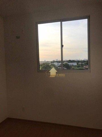 Apartamento com 2 dormitórios para alugar, 49 m² por R$ 1.100,00/mês - Jardim das Palmeira - Foto 14