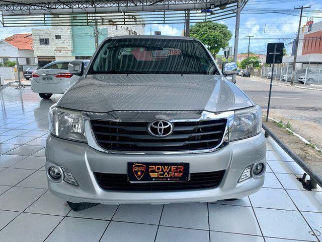Toyota Hilux 2014 flex extra - Foto 3