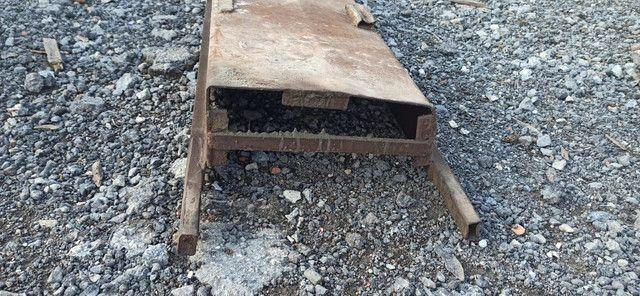 Forma Metálica Para Construção de Guia Pré-Moldada - Foto 5