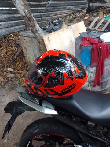 Capacete axxis - Foto 3