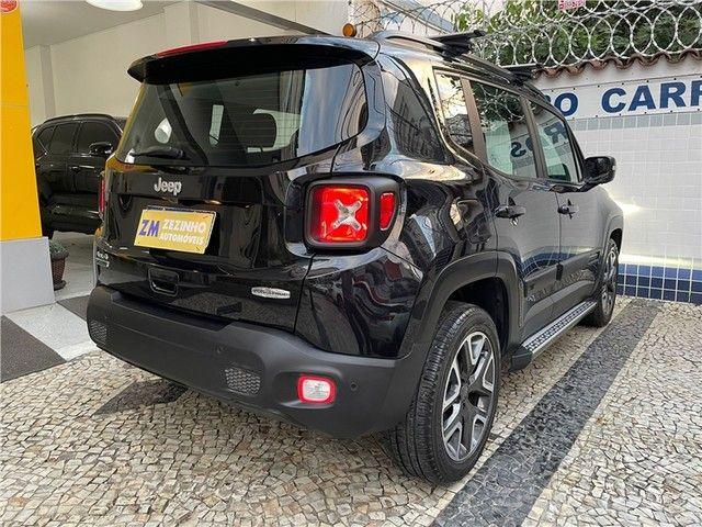 Jeep Renegade 2019 2.0 16v turbo diesel longitude 4p 4x4 automático - Foto 3
