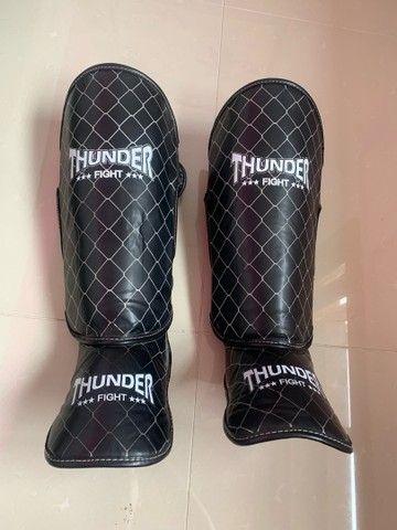 Caneleiras Muay Thai / lutas em geral