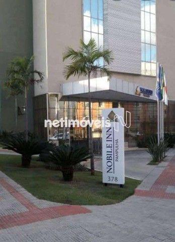 Loft à venda com 1 dormitórios em Itapoã, Belo horizonte cod:517342 - Foto 2