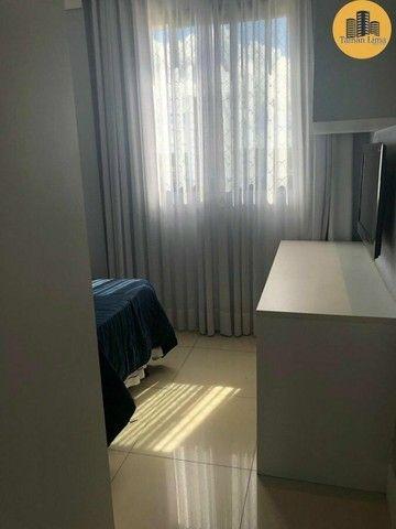 Apartamento com 4 suítes, vista mar em ´Patamares,3 vagas, Nascente. - Foto 16