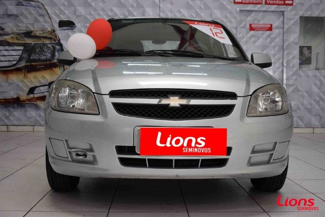 Chevrolet Celta LT 1.0 - Foto 2