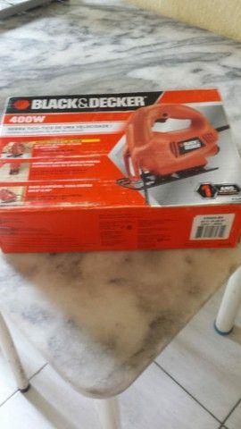Tico tico Black e decker  - Foto 4