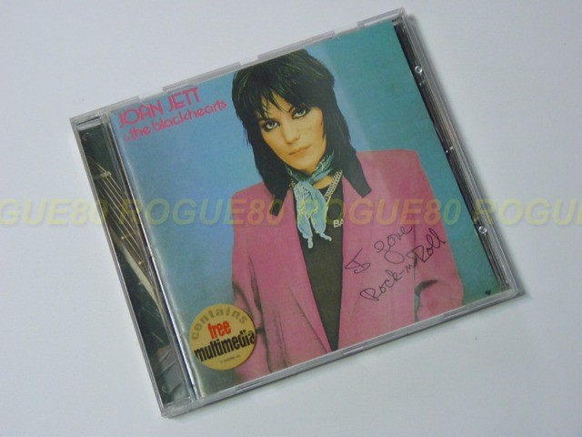 Cd I Love Rock N' Roll - Joan Jett and The Blackhearts - Edição Especial