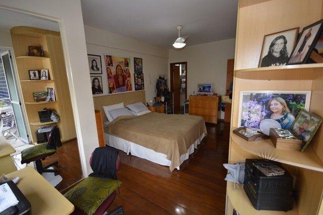 Sion venda apartamento 3 qts 122m²  varanda 2 vgs - Foto 10