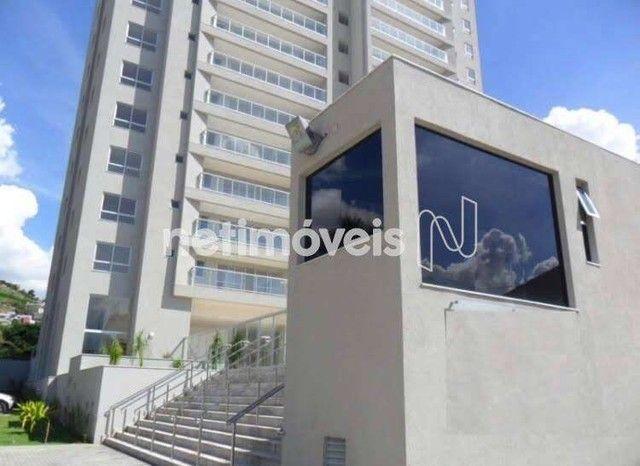 Apartamento à venda com 3 dormitórios em Paquetá, Belo horizonte cod:772399 - Foto 2