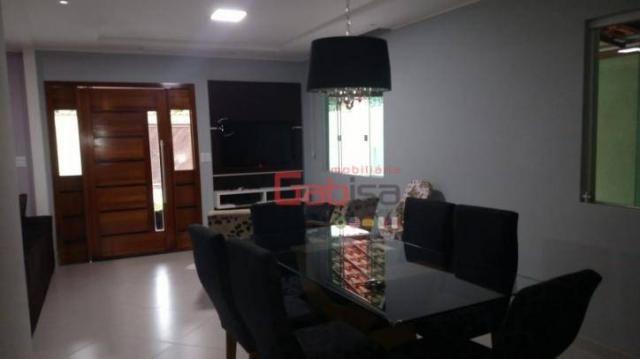 Casa com 3 dormitórios à venda, 200 m² por R$ 430.000,00 - Campo Redondo - São Pedro da Al - Foto 3