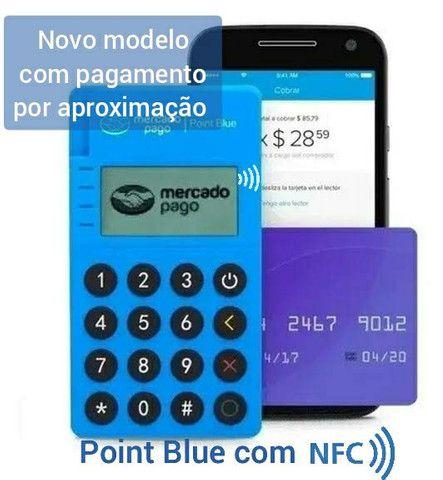 Maquininha De cartão Mercado Pago com NFC PROMOÇÃO