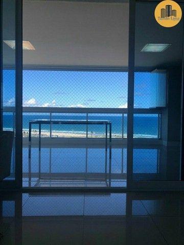 Apartamento com 4 suítes, vista mar em ´Patamares,3 vagas, Nascente. - Foto 3