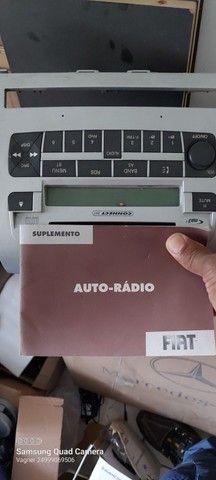 Rádio original fiat strada e Siena c Bluetooth e USB. funcionando perfeitamente  - Foto 6