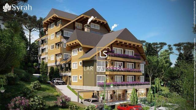Apartamento à venda, 107 m² por R$ 728.260,47 - Lagos Do Bosque - Gramado/RS - Foto 7