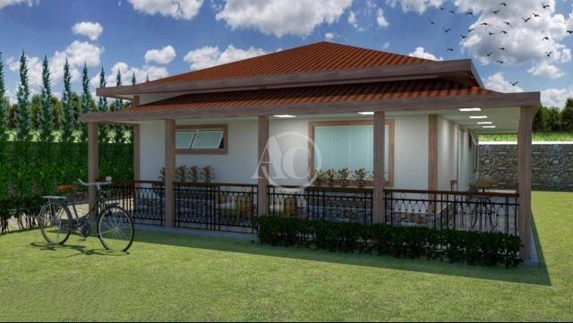 Casa linear a venda Domingos Martins, próximo ao Parque do China es com 3 quartos, 1 suíte