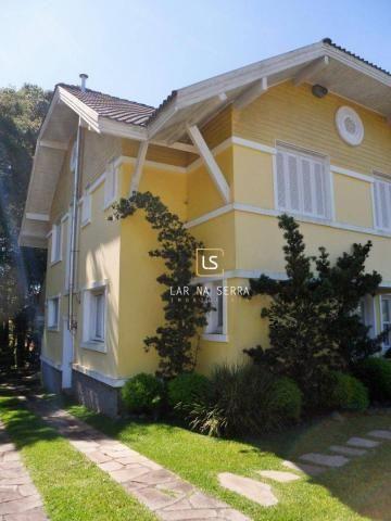 Casa com 4 dormitórios à venda, 272 m² por R$ 2.300.000,00 - Laje de Pedra - Canela/RS - Foto 3
