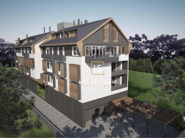 Apartamento Duplex à venda, 98 m² por R$ 524.000,00 - Celulosi - Canela/RS - Foto 2