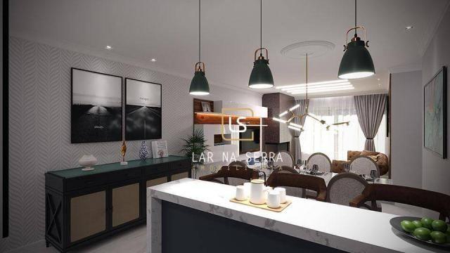 Apartamento à venda, 107 m² por R$ 728.260,47 - Lagos Do Bosque - Gramado/RS - Foto 11