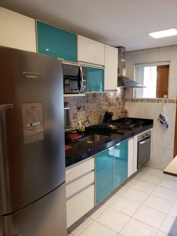 Apartamento com 2 dormitórios à venda, 70 m² por R$ 485.000,00 - Aparecida - Santos/SP - Foto 3
